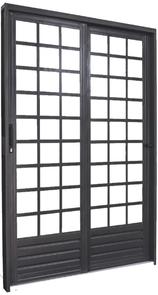 дверь-перегородка
