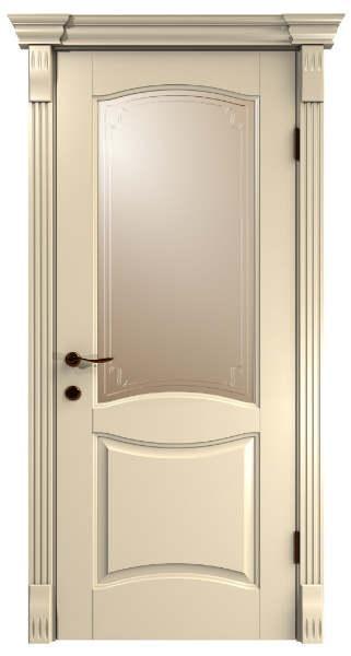 дверь эмалированная